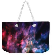 Orion Nebula Rainbow Smoke Weekender Tote Bag