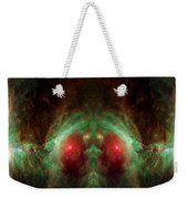 Orion's Reflection - Deep Space Nebula Weekender Tote Bag