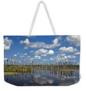 Orlando Wetlands Cloudscape 3 Weekender Tote Bag