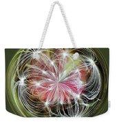 Ornamental Dandelion Weekender Tote Bag