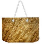 Ornamental Grass Weekender Tote Bag