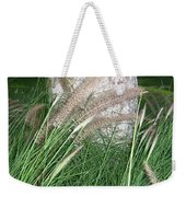 Ornamental Grass Weekender Tote Bag