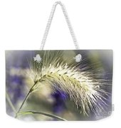 Ornamental Sweet Grass Weekender Tote Bag
