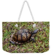 Box Turtle Weekender Tote Bag