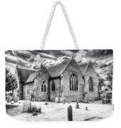 Orsett Church Essex England Weekender Tote Bag