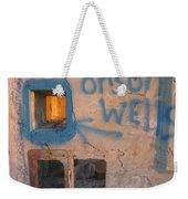 Orson Welles Depository Eleven Mile Corner Arizona 2004 Weekender Tote Bag