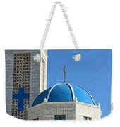 Orthodox Church At Taybeh Weekender Tote Bag