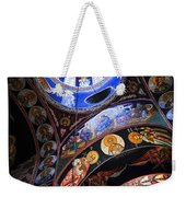 Orthodox Church Interior Weekender Tote Bag