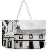 Orthodox Syrian Church In Cochin Weekender Tote Bag