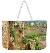 Orvieto Battlement Weekender Tote Bag