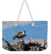 Osprey And Catch Weekender Tote Bag
