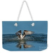 Osprey Getting Out Of The Water Weekender Tote Bag