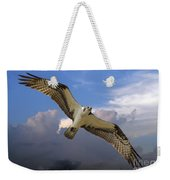Osprey In Flight Weekender Tote Bag