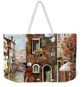 Osteria Sul Canale Weekender Tote Bag