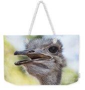 Ostrich Bokeh V2 Weekender Tote Bag