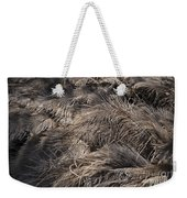 Ostrich Feathers  Weekender Tote Bag