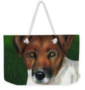 Otis Jack Russell Terrier Weekender Tote Bag