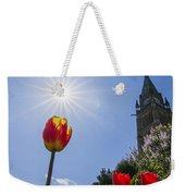 Ottawa Tulip Festival Weekender Tote Bag