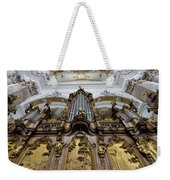 Ottobeuren Abbey Organ Weekender Tote Bag
