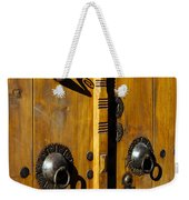Ottoman Door Knockers Weekender Tote Bag