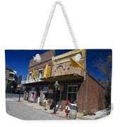 Otts Assay Office And The South Yuba Canal Building Nevada City California Weekender Tote Bag