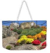 Ott's Greenhouse - Chrysanthemum Hill - Schwenksville - Pa Weekender Tote Bag