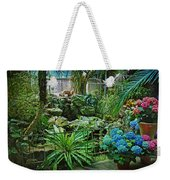 Ott's Greenhouse - Schwenksville - Pennsylvania - Usa Weekender Tote Bag