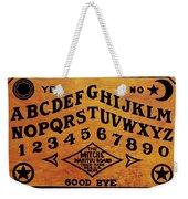Ouija Board 1 Weekender Tote Bag