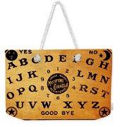Ouija Board 3 Weekender Tote Bag