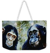 Our Closest Relatives Weekender Tote Bag