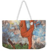 Our Dance With Nature Weekender Tote Bag