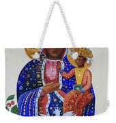 Our Lady Of Czestochowa Weekender Tote Bag