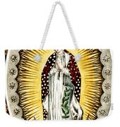 Our Lady Of Guadelupe 1848 Weekender Tote Bag