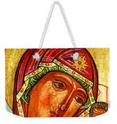 Our Lady Of Kazan Weekender Tote Bag