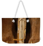 Our Lady Of Lourdes Weekender Tote Bag