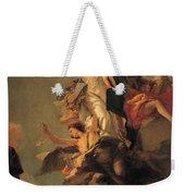 Our Lady Of Mount Carmel  Weekender Tote Bag