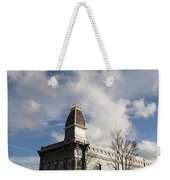 Our Town - Grants Pass In Old Town Weekender Tote Bag
