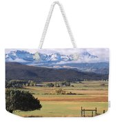 Ouray County Weekender Tote Bag
