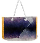 Ouroboros Three Blue, 2010 Weekender Tote Bag