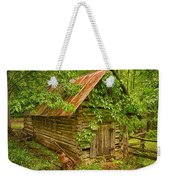 Out Back Weekender Tote Bag by Priscilla Burgers
