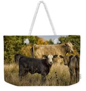 Out For A Graze Weekender Tote Bag