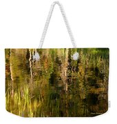 Out In The Reeds Weekender Tote Bag
