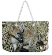 Out Of Africa  Hyena 2 Weekender Tote Bag