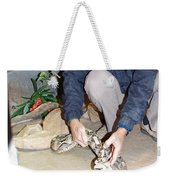 Out Of Africa Viper 1 Weekender Tote Bag