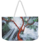 Out Of Darkness Weekender Tote Bag