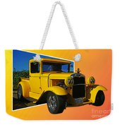Out Of Picture Ford Weekender Tote Bag