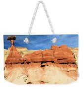 Out Of Place Weekender Tote Bag