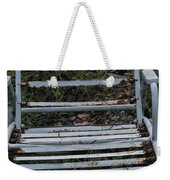 Out Of Service Weekender Tote Bag