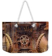 Out Of The Furnace Weekender Tote Bag