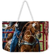 Out Of The Gate Weekender Tote Bag